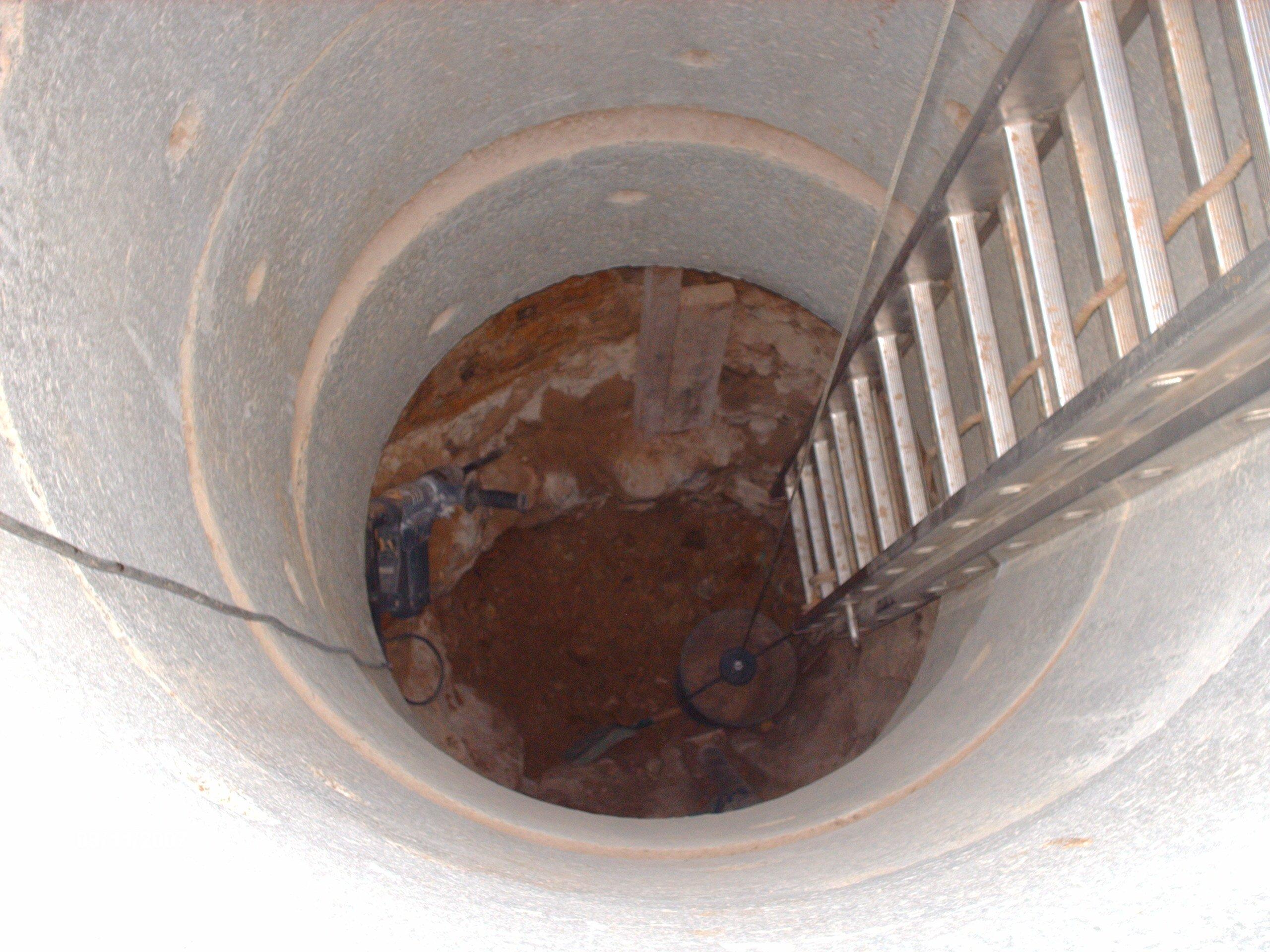 Direction la chine creuser son puits for Creuser un puit dans son jardin